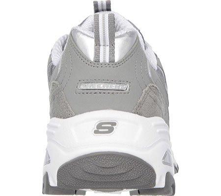 Time D'Lites Skechers White basket Gray femme nbsp;Centennial Me 8pqUwxqTX