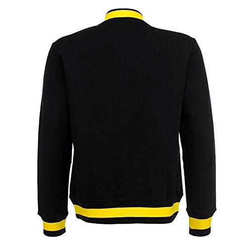 nero Giacca Adidas Varsity Originals Mol giallo Xs cqTqSwCY
