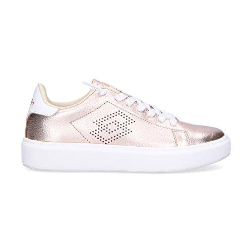 Pelle L4610bronze Donna Sneakers Bronzo Leggenda Lotto qn68pwR7