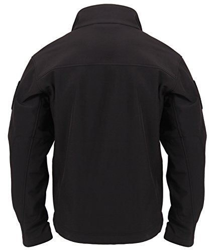 Rothco Stealth Ops Soft Shell Tactical Jacket, 3XL by Rothco (Image #1)