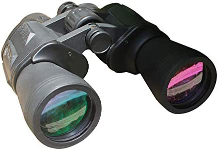 Binoculars for Adults Compact 12X50, Wide Angle Professional Binoculars with BAK4 Prism FMC Lens, Powerful Clear Binoculars for Bird Watching, Hunting, Travel, Sports, Stargazing