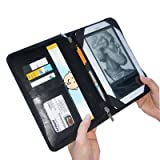 TrendyDigital NookGear (TM) Folio Case for Barnes & Noble Nook eReader, Black