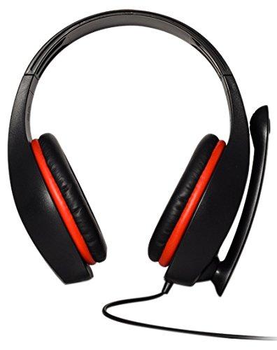 2 opinioni per Advance MIC-G715- Cuffie con microfono per PC per gaming, colore: Nero