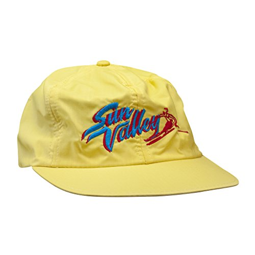 Sun Valley Waterproof Yellow Hat - 100% Authentic Vintage (New Old Stock)