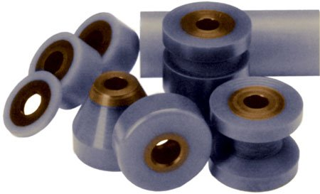 Acrotech AU-94 Solid Versa-Roll Roller Roller, Urethane by Acrotech