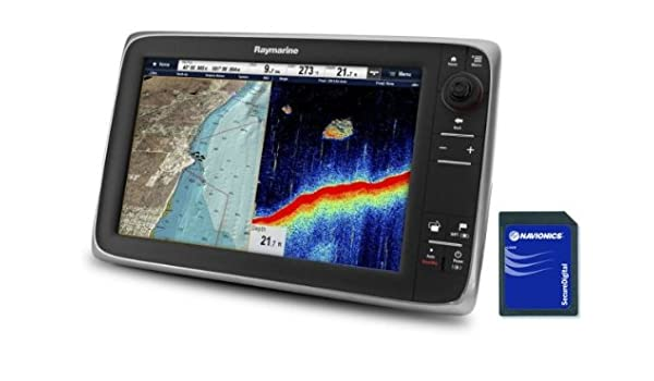 Raymarine t70023 C97 Multifuncional con Pescado Finder (22,86 cm): Amazon.es: Electrónica