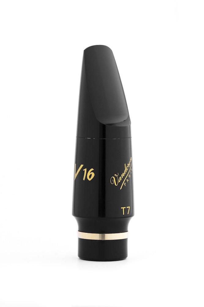 Vandoren SM823E T7 V16 Ebonite Tenor Saxophone Mouthpiece