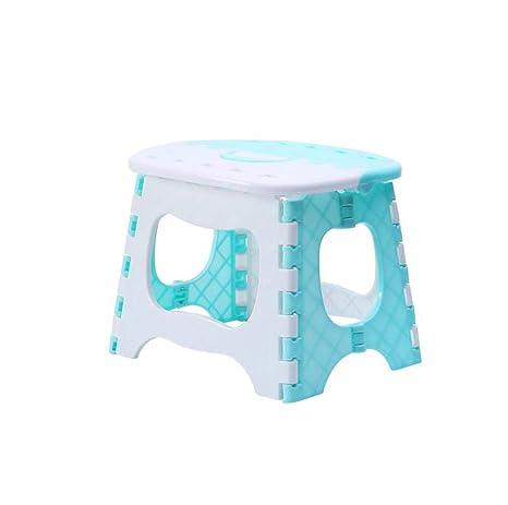 Pleasant Amazon Com Mlx Plastic Folding Stool Small Bench Folding Uwap Interior Chair Design Uwaporg