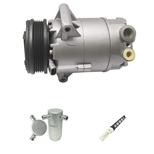 RYC Remanufactured AC Compressor Kit KT CG08