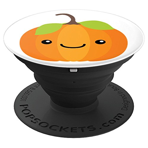 Halloween Lover PopSockets Grip Girls Moms Kids Cute Pumpkin - PopSockets Grip and Stand for Phones and Tablets