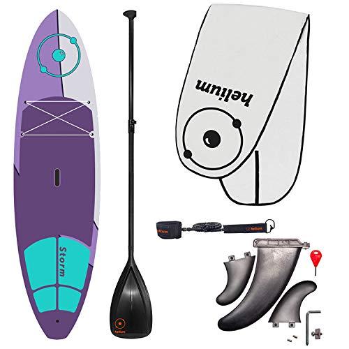 Levelsix - Juego de Tabla de Surf con Pala de Aluminio y Accesorios  Amazon. es  Deportes y aire libre fca2676fbfa