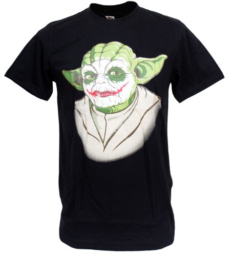 Tshirtmystyle- Funny Yoda Cos Play Joker Dark Knight Man t-shirt