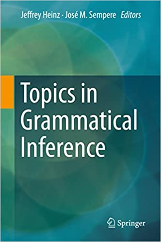 Topics in Grammatical Inference