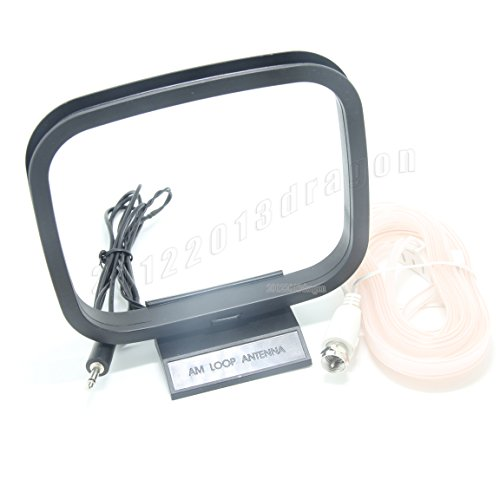 Ancable FM Antenna and AM Loop Antenna for Bose AV3-2-1 Media Center System AV 321 I II , Doesn't Work With Bose Wave IV and Bose Acoustic Wave II by Ancable