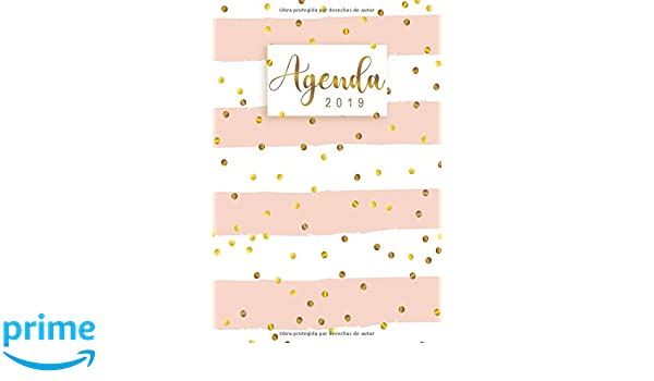 Agenda 2019: Organiza tu día - Agenda semanal 12 meses ...