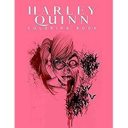 41heP0hdYiL._AC_UL250_SR250,250_ Harley Quinn Coloring Books