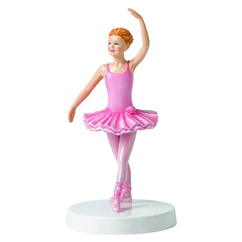 Royal Doulton Rhythm and Dance Ballerina Figurine by ROYAL DOULTON