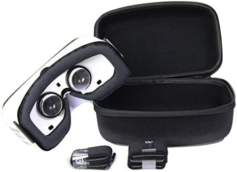 Hard CASE for Samsung Gear VR – Virtual Reality Headset. by Caseling 41hePwwICdL