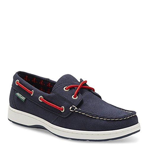 Eastland Solstice MLB Women's Oxford 8 B(M) US Boston Red Sox-Navy