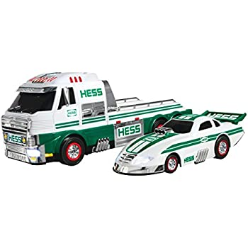 2016 Hess Toy Truck And Dragster Toys Games