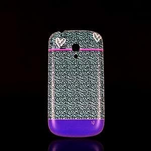 Teléfono Móvil Samsung - Cobertor Posterior/Fundas con Soporte - Gráfico/Diseño Especial - para Samsung S5 i9600 ( , Blue