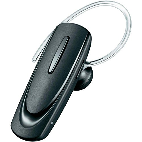 ShopsNice Bluetooth In Ear Hands free Headset with Mic for Samsung Galaxy J7 Pro  Black