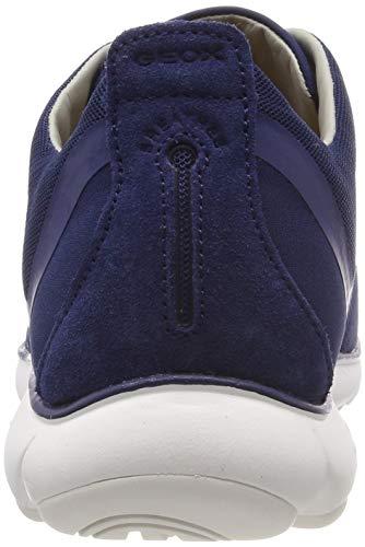 dk Royal Basses C4072 U Homme Nebula Bleu B Geox Baskets 8x0qBw6