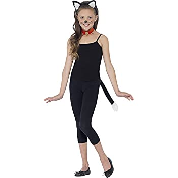plush black kitty cat headband ears and tails. Black Bedroom Furniture Sets. Home Design Ideas