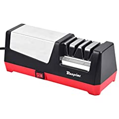 Professional 2-stage sharpener for super sharp edges on your 20-degree class knives