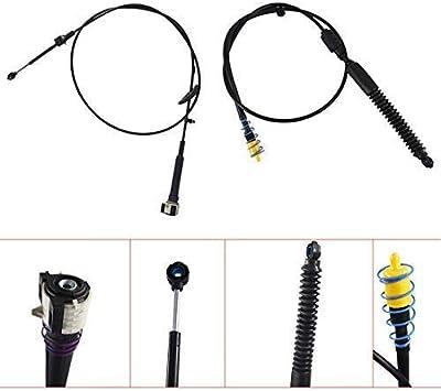 Auto Transmission Selector Shift Cable For Chevrolet Silverado Gmc 12477639