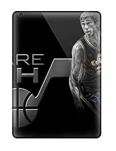 Hot TRiaUwB734xGiZu Case Cover Protector For Ipad Air- Utah Jazz Nba Basketball (42)