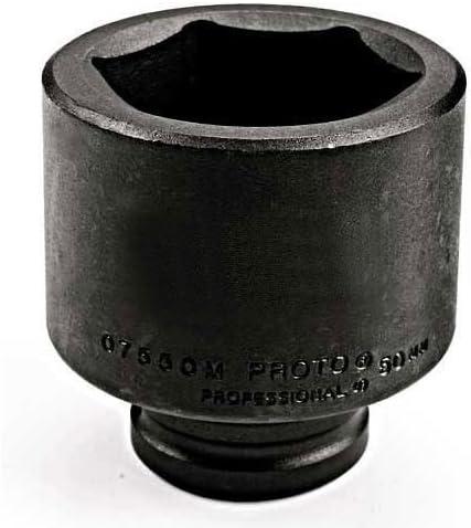 21mm Stanley J7321M Proto 6 Point 1//2-Inch Drive Impact Socket