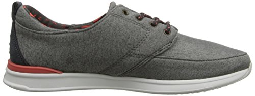Reef Damen Sneaker Rover Low Sneakers Frauen grau