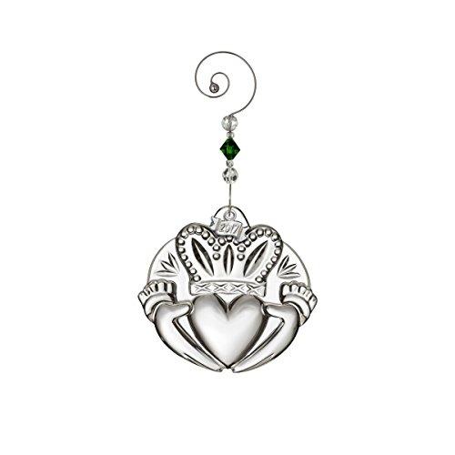 Irish Claddagh Ornament - 5
