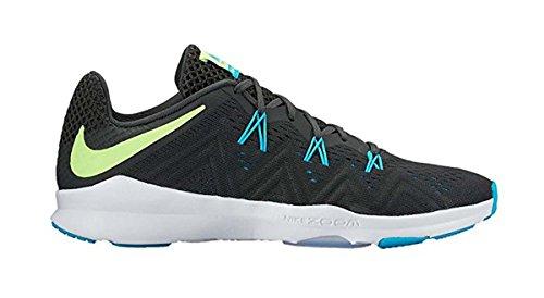 Nike Donna Zoom Condition Tr Antracite / Ghost Verde Scarpe Da Corsa Taglia 5