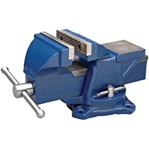 Wilton 11104 Wilton Bench Vise, Jaw Width 4-Inch, Jaw Opening 4-Inch