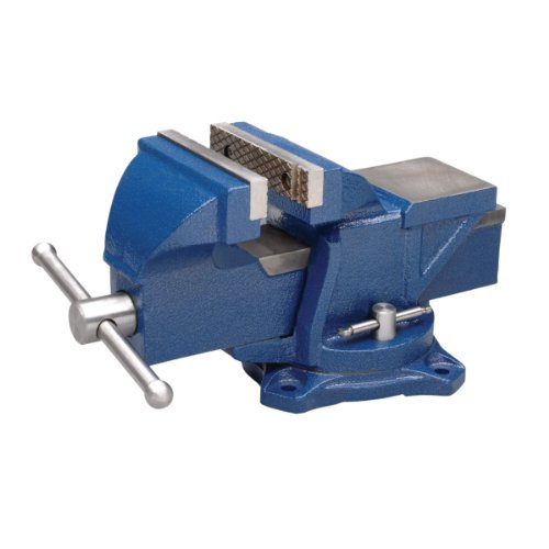 Wilton 11104 Wilton Bench Vise, Jaw Width 4-Inch, Jaw Opening 4-Inch ()