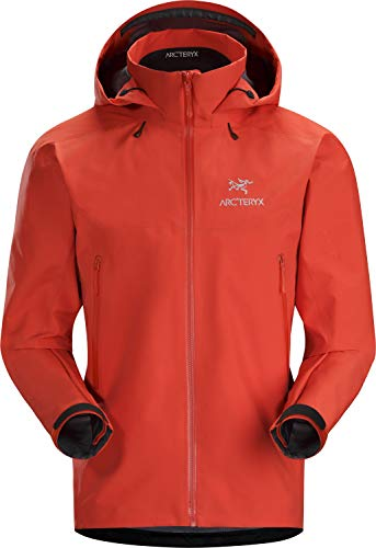 Arc'teryx Beta AR Jacket Men's (Ember, Medium)