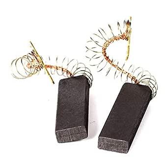 DREHFLEX - mk07 - 2 Escobillas de carbón motor de carbón/cabe para ...