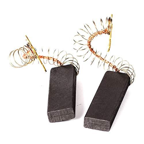 DREHFLEX – mk07 – 2 Escobillas de carbón motor de carbón/cabe para ...