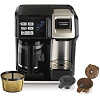 Hamilton Beach FlexBrew Coffee Maker with K-Cup Packs