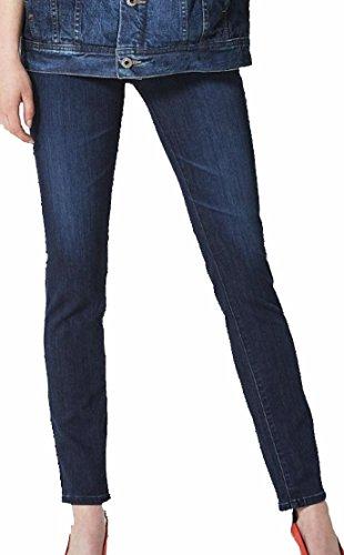 Rise Cigarette Mid (AG Adriano Goldschmied AG Women's Jean The Prima Gallant MID Rise Cigarette Jeans SPD1434GLN (26))
