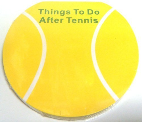 Tennis Ball Sticky Notes
