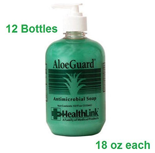 Healthlink, Inc Aloeguard Antimicrobial Soap by Healthlink