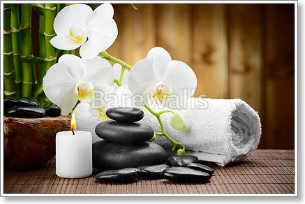 Spa Concept Paper Print Wall Art - bwc12030806 (36in. x 54in.)