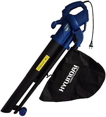 Hyundai HAS3200V aspirador soplador triturador 3200 W: Amazon.es: Bricolaje y herramientas