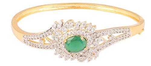 Green Gold Filigree - 8