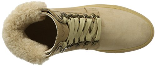 Beige para Escada Botas Mujer Light Camel As404 nWx8TF