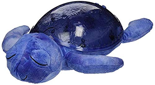 Cloud b Tranquil Turtle Ocean Nightlight and Sound Soother (Renewed)