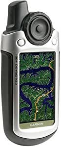 Garmin Colorado 400i Portable GPS System with Preloaded U.S. Inland Lake Maps